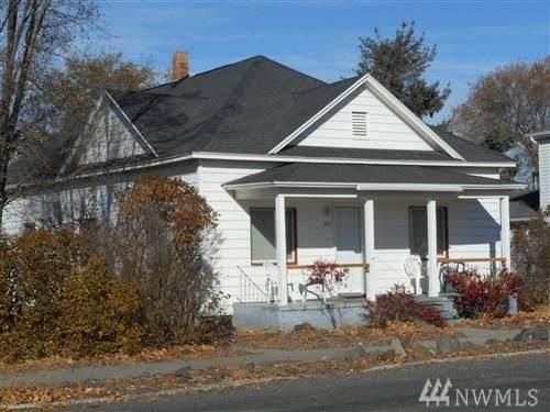 305 E Alder Ave, Ritzville, WA 99169 (#1563686) :: The Kendra Todd Group at Keller Williams
