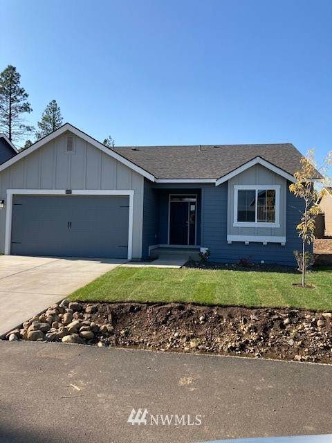 302 Nelson Lane #0065, Cle Elum, WA 98922 (#1584555) :: The Robinett Group