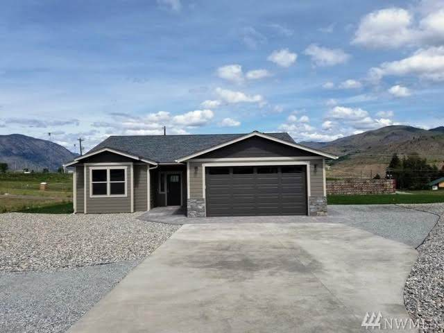 126 Cloudless Dr, Manson, WA 98831 (#1584642) :: Real Estate Solutions Group