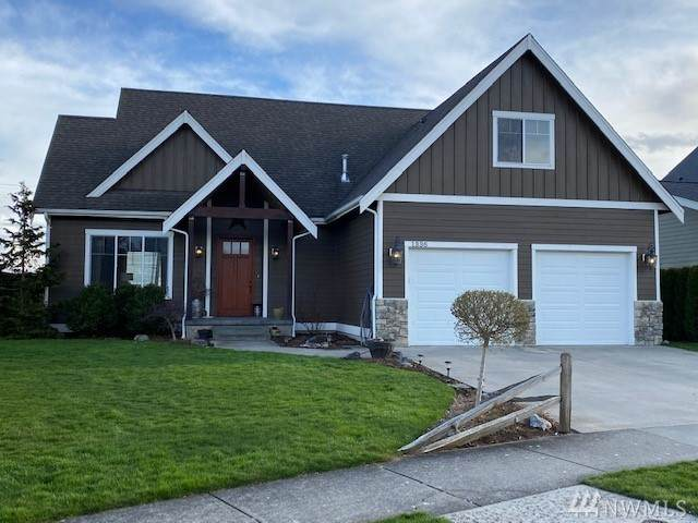 1336 Larkspur St, Lynden, WA 98264 (#1586114) :: Real Estate Solutions Group