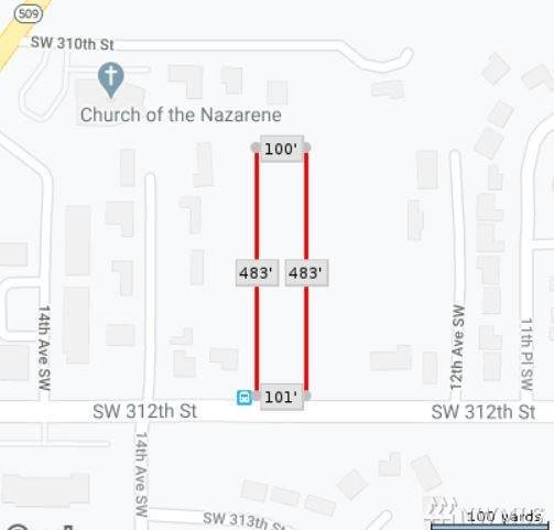 1248 SW 312th St, Federal Way, WA 98023 (#1597908) :: The Kendra Todd Group at Keller Williams