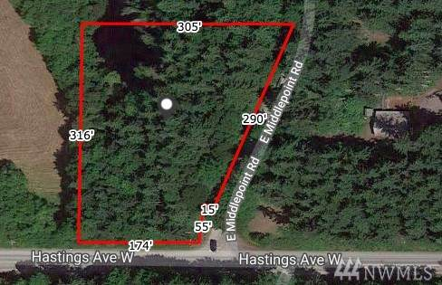 0-XXX E Middlepoint Rd, Port Townsend, WA 98368 (#1600432) :: Pickett Street Properties