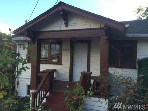 3023 SW Orleans St, Seattle, WA 98126 (#1605621) :: Engel & Völkers Federal Way