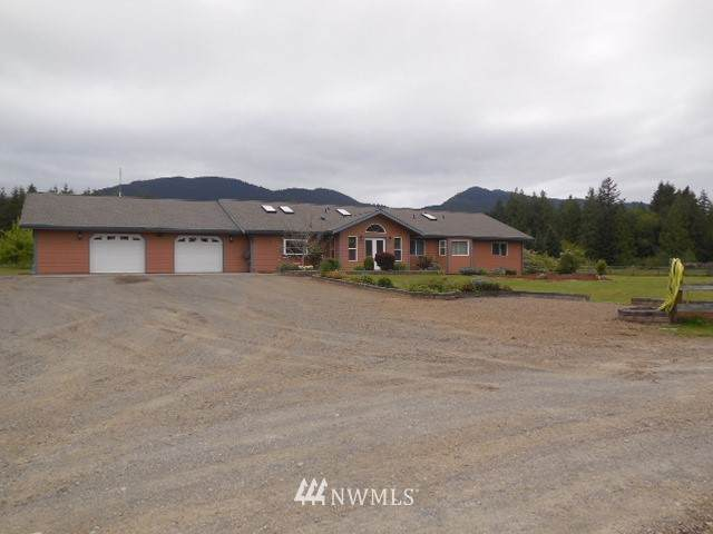111 Angels Lair, Port Angeles, WA 98363 (#1605889) :: Better Homes and Gardens Real Estate McKenzie Group