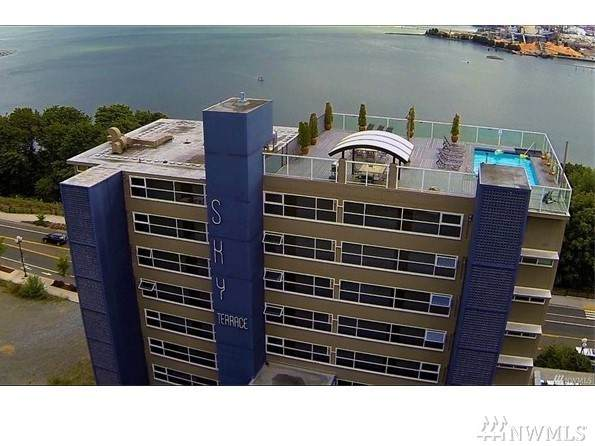 235 Broadway #280, Tacoma, WA 98402 (#1606688) :: Capstone Ventures Inc
