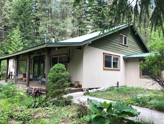 11272 Clark Canyon Rd, Leavenworth, WA 98826 (#1608482) :: My Puget Sound Homes