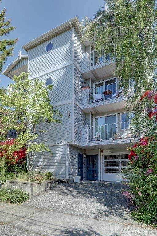 2612 Nw 58th St.  Unit #4, Seattle, WA 98107 (#1608788) :: The Kendra Todd Group at Keller Williams
