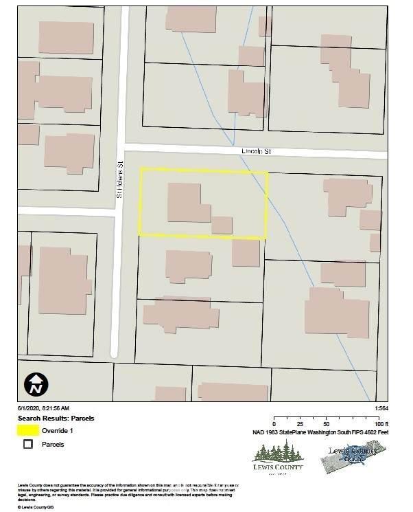 1222 St. Helens Avenue, Centralia, WA 98531 (MLS #1610004) :: Community Real Estate Group