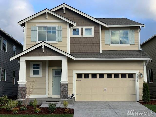 22806 SE 239th Ct #43, Maple Valley, WA 98038 (#1611659) :: McAuley Homes