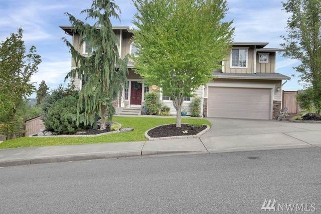 17012 West Hill Drive E, Bonney Lake, WA 98391 (#1619438) :: Icon Real Estate Group
