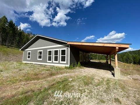 194 W Cougar Creek Road, Wauconda, WA 98859 (#1628425) :: M4 Real Estate Group