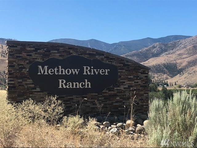 0 Lot 41 Methow River Ranch, Methow, WA 98834 (#1637570) :: Hauer Home Team