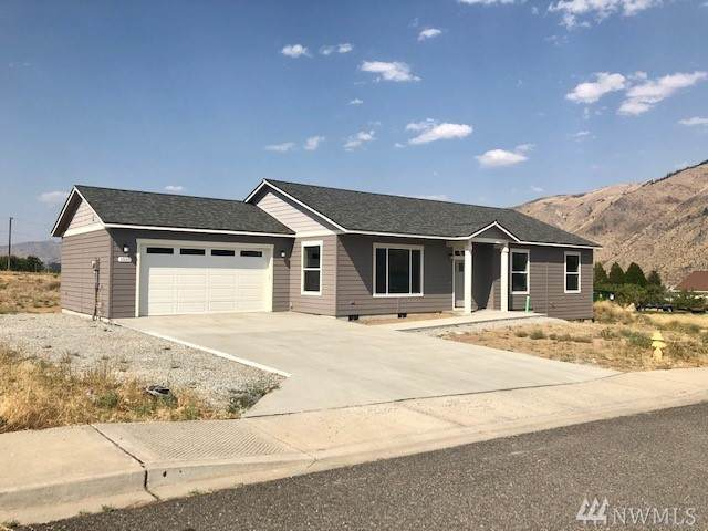 1031 Crest Loop Road, Entiat, WA 98822 (MLS #1638625) :: Nick McLean Real Estate Group