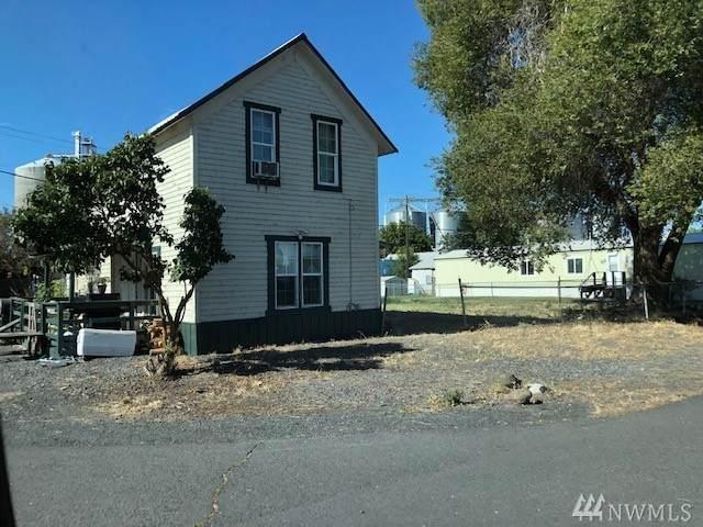 217 N 6 Th, Coulee City, WA 99115 (MLS #1644469) :: Nick McLean Real Estate Group
