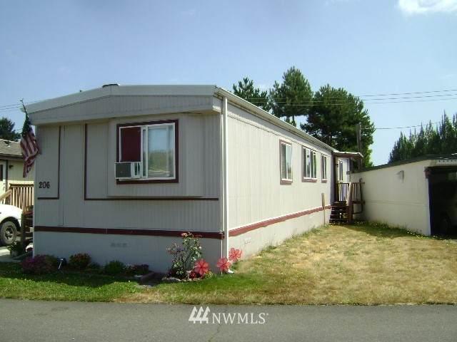 1313 Harrison #206, Centralia, WA 98531 (#1645276) :: McAuley Homes