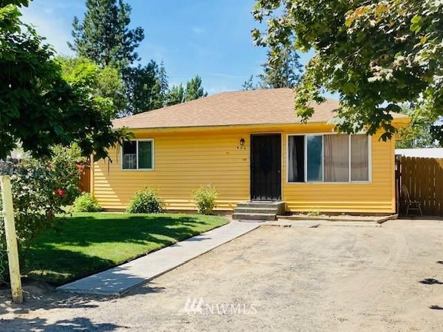 909 S Washington, Warden, WA 98857 (MLS #1649410) :: Nick McLean Real Estate Group
