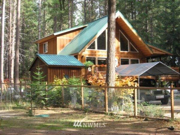 22310 Shetland Road, Leavenworth, WA 98826 (#1650639) :: Capstone Ventures Inc