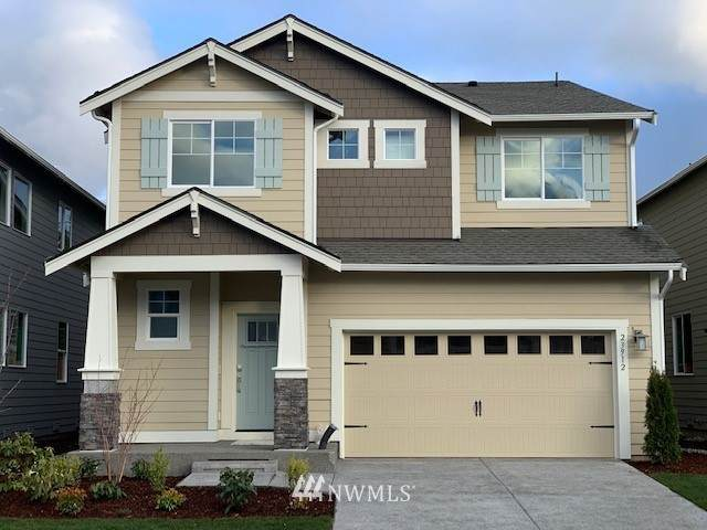 22814 SE 238th Court #45, Maple Valley, WA 98038 (#1658154) :: Keller Williams Realty