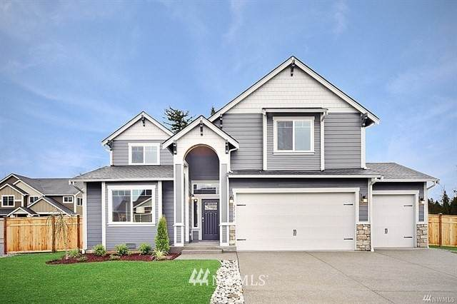 20311 80th St Ct E (Lot 2), Bonney Lake, WA 98391 (#1666020) :: Becky Barrick & Associates, Keller Williams Realty