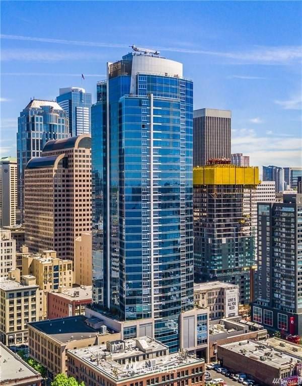 1521 2nd Avenue #2204, Seattle, WA 98101 (#1667539) :: McAuley Homes