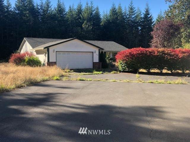 14 E Elma Hicklin Road, McCleary, WA 98557 (#1670986) :: Priority One Realty Inc.