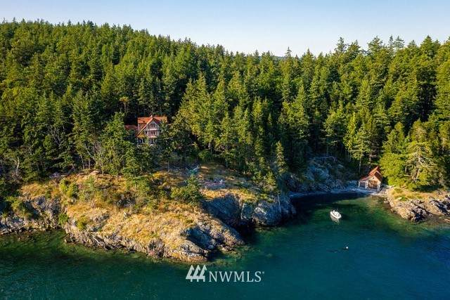995 Deer Point Road, Orcas Island, WA 98279 (#1679598) :: Ben Kinney Real Estate Team