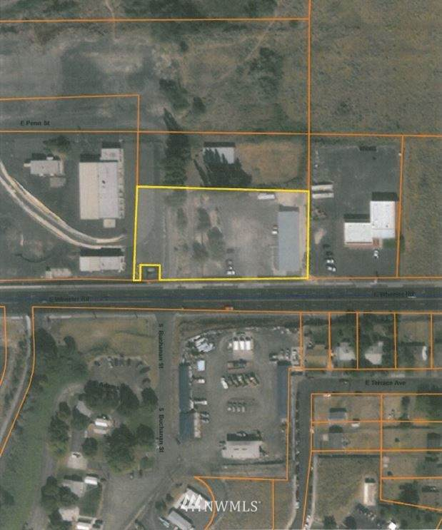920 E Wheeler Road, Moses Lake, WA 98837 (#1685879) :: NextHome South Sound