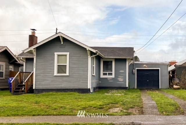 1307 S 6th Avenue, Kelso, WA 98626 (#1698279) :: Better Properties Real Estate