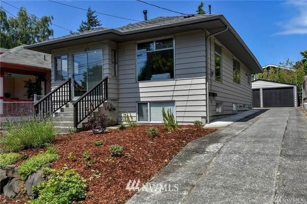 1706 N 50th Street, Seattle, WA 98103 (MLS #1717949) :: Community Real Estate Group