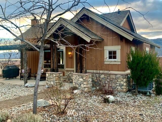 124 Village Way, Oroville, WA 98844 (#1718165) :: Northwest Home Team Realty, LLC
