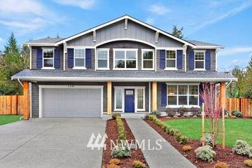 2855 SE 18th (Lot 35) Street, North Bend, WA 98045 (MLS #1720370) :: Brantley Christianson Real Estate