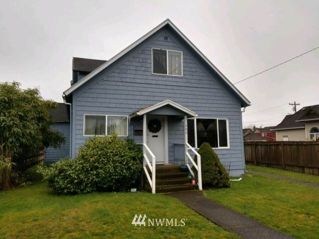 909 E 2nd Street, Aberdeen, WA 98520 (#1720946) :: Tribeca NW Real Estate