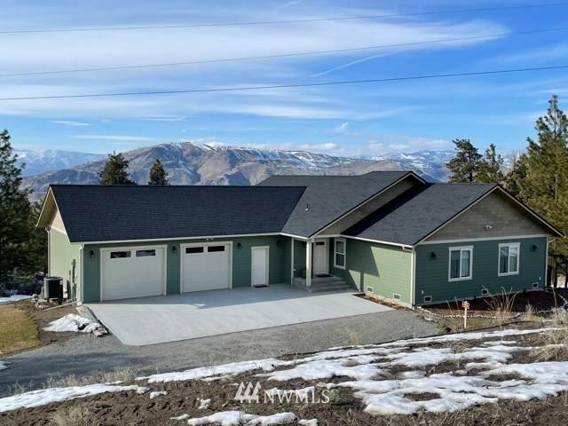 425 Mcneil Canyon Road, Orondo, WA 98843 (#1736206) :: The Kendra Todd Group at Keller Williams
