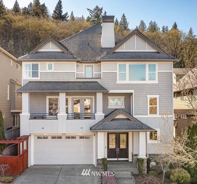 791 Lingering Pine Drive NW, Issaquah, WA 98027 (MLS #1758275) :: Community Real Estate Group