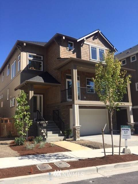 1412 Westridge (Lot 56) Way NE, Issaquah, WA 98029 (#1774800) :: Better Properties Real Estate