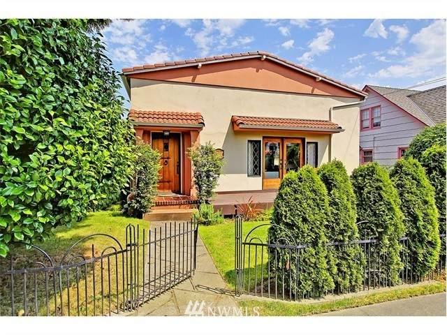 2404 E Roanoke Street, Seattle, WA 98112 (#1791460) :: McAuley Homes