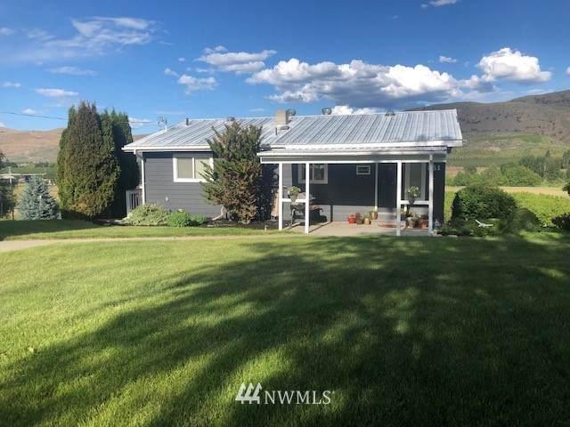 851 Highway 7, Tonasket, WA 98855 (#1793232) :: McAuley Homes