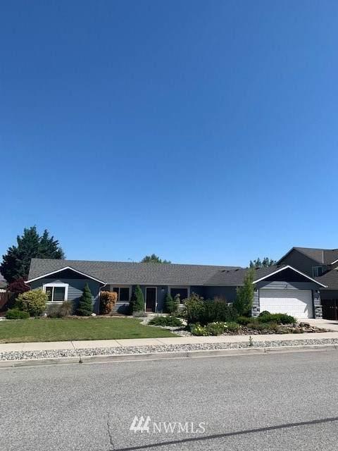 548 Chrisand Lane, Wenatchee, WA 98801 (#1794688) :: Mike & Sandi Nelson Real Estate