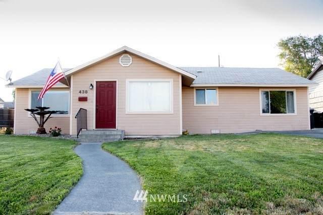 438 Clark Street N, Moses Lake, WA 98837 (#1801149) :: Northwest Home Team Realty, LLC