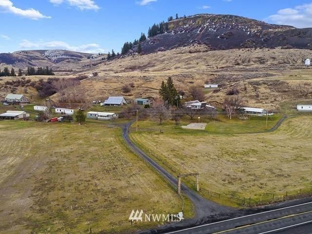 44500 Sr 21 N, Wilbur, WA 99185 (#1801673) :: Better Properties Real Estate
