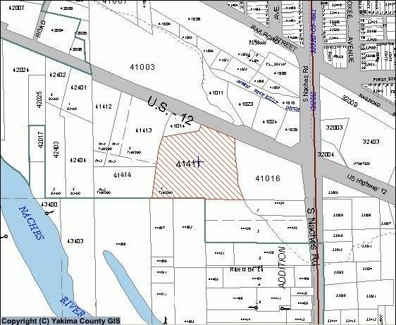 0 Us Hwy 12, Naches, WA 98937 (#1804129) :: The Kendra Todd Group at Keller Williams