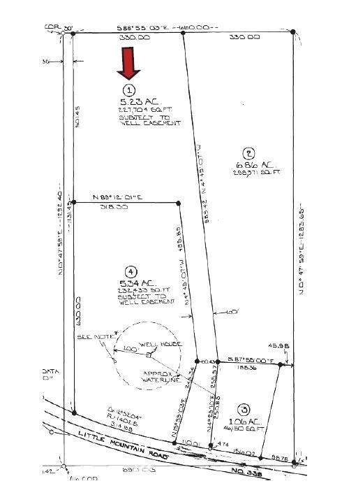 0 Little Mountain Road, Mount Vernon, WA 98274 (#1810646) :: The Shiflett Group