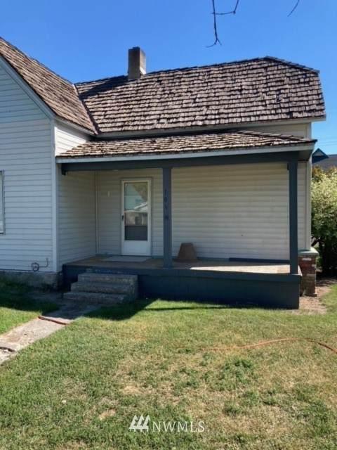 106 Cliff, Wilbur, WA 99185 (#1810691) :: Better Properties Real Estate