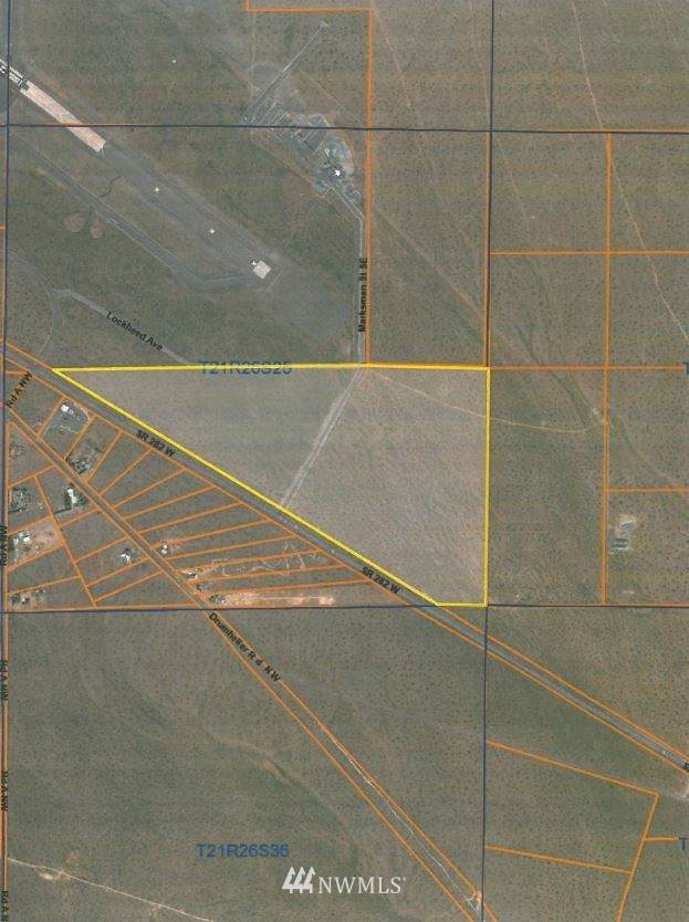0 Nna State Highway 282, Ephrata, WA 98823 (MLS #1815085) :: Nick McLean Real Estate Group