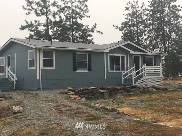 94 Main Road, Tonasket, WA 98855 (MLS #1821178) :: Nick McLean Real Estate Group