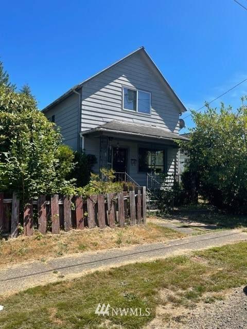 1219 Larch Street, Raymond, WA 98577 (#1826866) :: Icon Real Estate Group