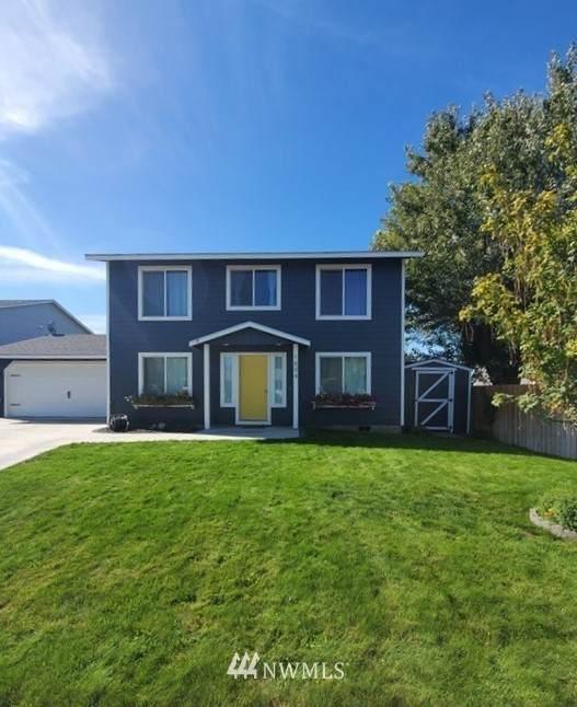 1604 S Skyline Drive, Moses Lake, WA 98837 (#1843020) :: Better Properties Lacey