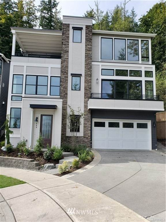 451 Foothills Drive NW, Issaquah, WA 98027 (#1843459) :: Icon Real Estate Group