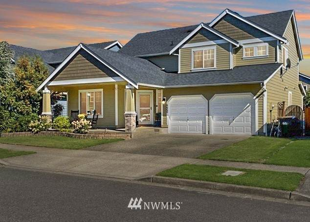 6660 Axis Street SE, Lacey, WA 98513 (#1843969) :: Ben Kinney Real Estate Team