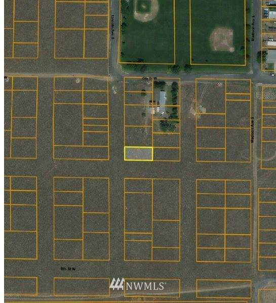 0 S Lincoln Street, Warden, WA 98857 (#1845159) :: The Snow Group